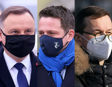 Sondaż zaufania do polityków. Duda i Morawiecki na czele, Hołownia...