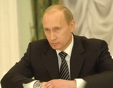 Putin: opozycja planowała rytualny mord