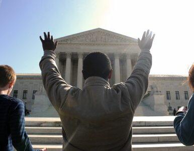 Sąd Najwyższy: zatrzymanych w USA można rozbierać bez powodu