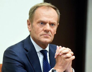"""""""Niedyskrecje parlamentarne"""": PO liczy cytowalność Tuska, Tusk się..."""