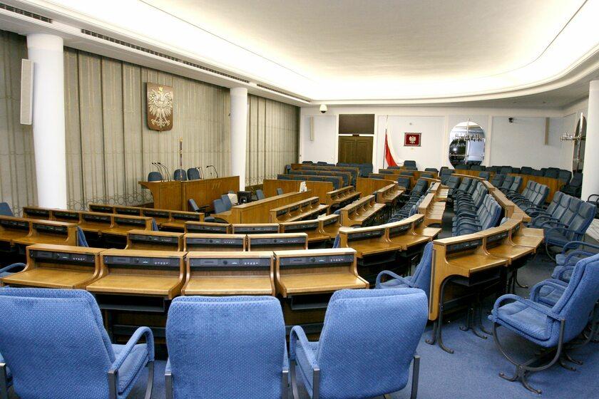 Sala obrad Senatu