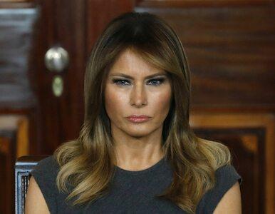 Kto stoi za wyciekiem nagich zdjęć Melanii Trump? Pierwsza Dama ma...