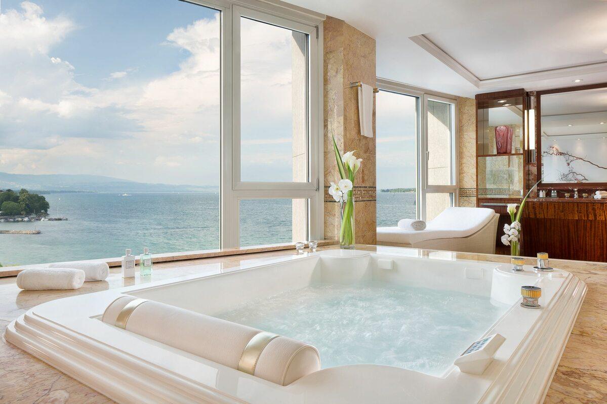 Najdroższy pokój hotelowy na świecie Najdroższy pokój hotelowy na świecie w Szwajcarii