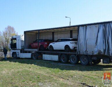 Litwin ukradł auta w Niemczech. Złapali go w Polsce