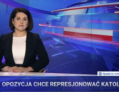 "Odlot w ""Wiadomościach"" TVP. Porównano słowa Nitrasa do retoryki Hitlera"