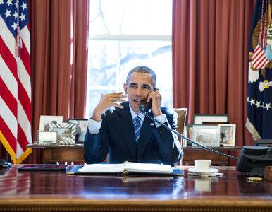 """Kontrowersyjna wypowiedź prezydenta. Nazwał Baracka Obamę """"sku********"""""""