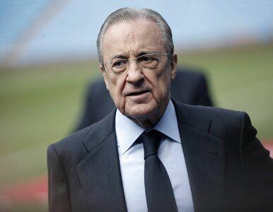Prezes Superligi Florentino Perez: To liga, która ma uratować całą piłkę...
