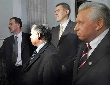 PiS, Samoobrona i LPR podpisały aneks do umowy koalicyjnej