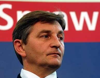 """Marszałek Sejmu wysłał list do szefa PE. """"Oczekujemy bezstronności w..."""