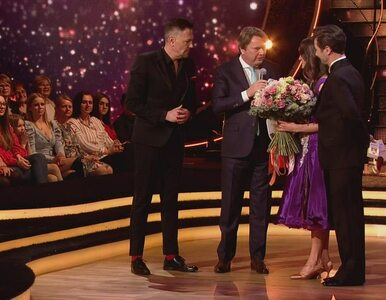"""Ogromne emocje w """"Tańcu z Gwiazdami"""". Joanna Mazur dostała niezwykły..."""