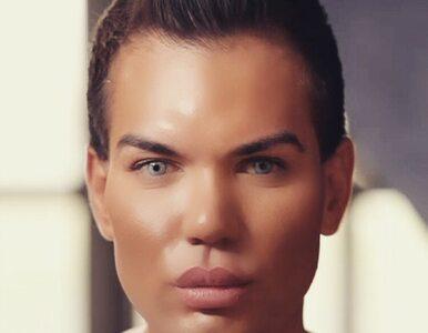 Ideał mężczyzny? Szokujące zdjęcia żywego Kena