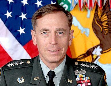 Gen. Petraeus objął dowodzenie afgańską misją