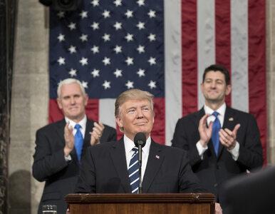 """Zdecydowane stanowisko Trumpa. """"Tego chcą tylko moi wrogowie i fake news..."""