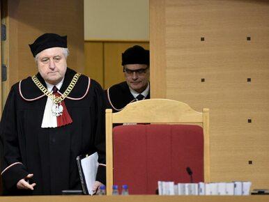 Prezes TK pod lupą prokuratury. W Katowicach wszczęto śledztwo