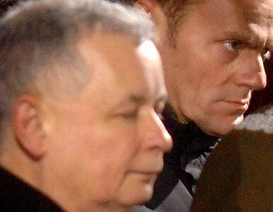 Tusk boi się Kaczyńskiego