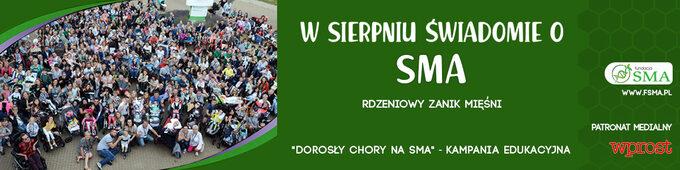 Banner Fundacja SMA