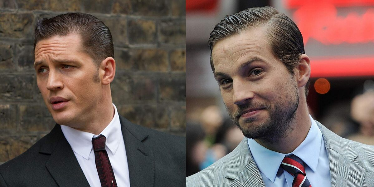 10. Tom Hardy i Logan Marshall-Green