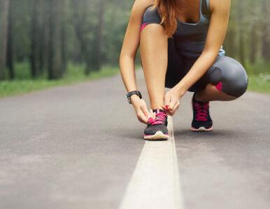 Ania biega: Szparagowa inicjacja