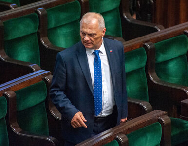 Kołakowski odchodzi z PiS. Prof. Marciniak: To jest pokazanie własnej...