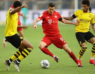Lewandowski nie został najlepszym graczem sezonu w Bundeslidze. Kibice...