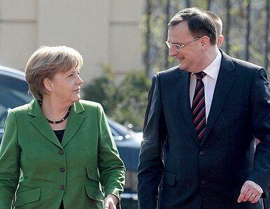 Merkel: Czechy pewnie podpiszą pakt fiskalny później
