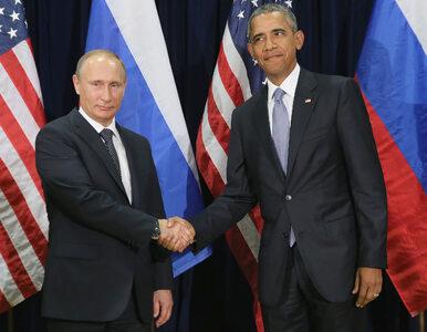 Obama i Putin porozumieli się w sprawie Syrii