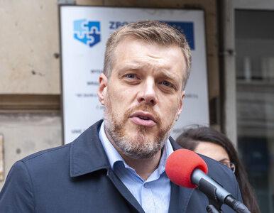 Zandberg na konwencji Biedronia: Czas na zmianę w Pałacu Prezydenckim