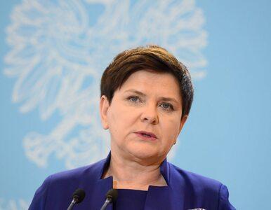 Szydło o zmianach w Orlenie. Podkreśla kompetencje Bugały
