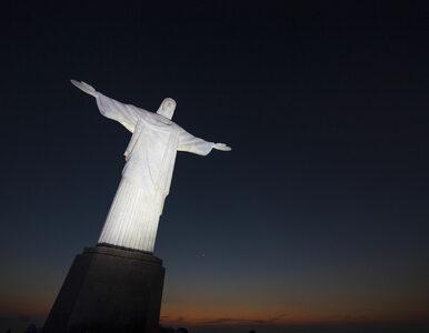 Chrystus w Rio i Krzywa Wieża w Pizie 11 listopada rozbłysną na...