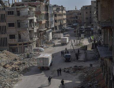 Rosja o ataku chemicznym w Syrii: To było wyreżyserowane