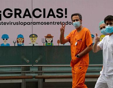 70 nowych ognisk koronawirusa w Hiszpanii. Nakaz noszenia maseczek