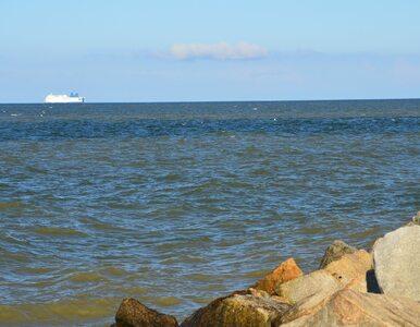 """Alert RCB w Zatoce Gdańskiej. """"Zakaz zbliżania się do plaży"""""""