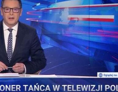 """""""Wiadomości"""" TVP witają Agustina Egurrolę. """"Wizjoner tańca w Telewizji..."""