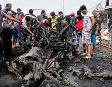 3 dni żałoby narodowej po potężnej eksplozji w Bagdadzie. Ponad 200...
