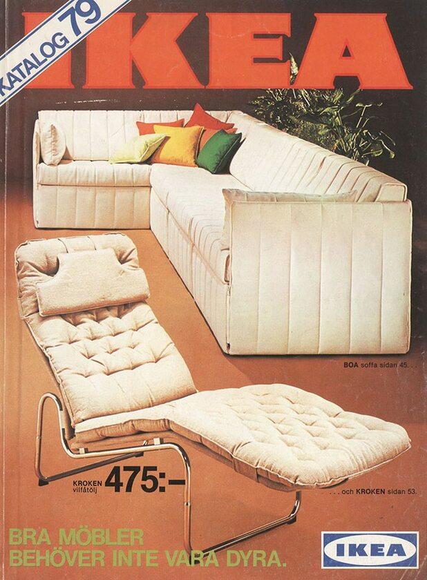 Okładka katalogu IKEA z 1979 roku