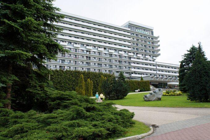 Hotel Równica – Uzdrowisko Ustroń