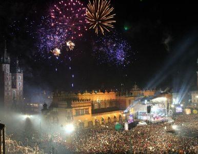 Jak Polacy witali Nowy Rok