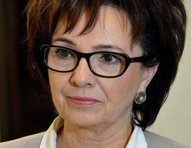 Witek: Czuję się bezpieczna, kiedy Macierewicz jest szefem MON