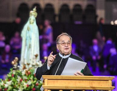 """O. Rydzyk chce """"wynagrodzić Bogu za satanistyczne ataki na kościoły""""...."""