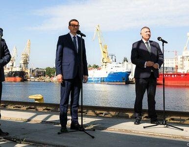 Morawiecki: Budowa Baltic Pipe w dłuższej perspektywienie jest zagrożona