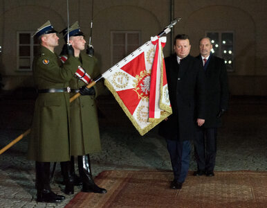 Mariusz Błaszczak urządza się w MON. Wymienił dyrektora generalnego i...