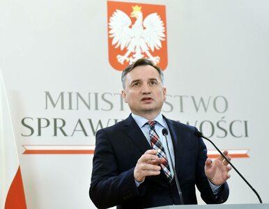 Zbigniew Ziobro: Pozostanie w rządzie nie było łatwą decyzją