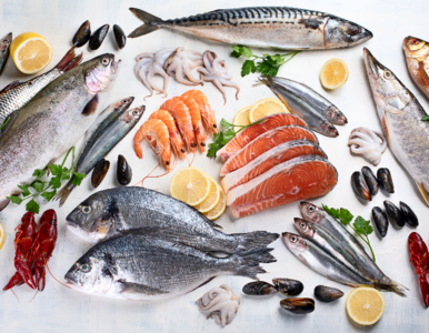 W których rybach i owocach morza jest najwięcej jodu? 10 najlepszych źródeł