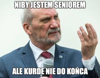 Antoni Macierewicz marszałkiem seniorem Sejmu. Internauci odpowiadają...