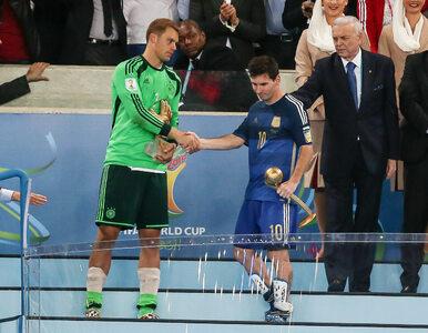Messi dostał Złotą Piłkę mundialu. Maradona: Nie zasłużył