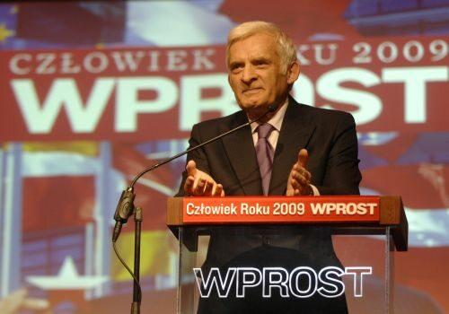 Człowiek Roku 2009 - Jerzy Buzek