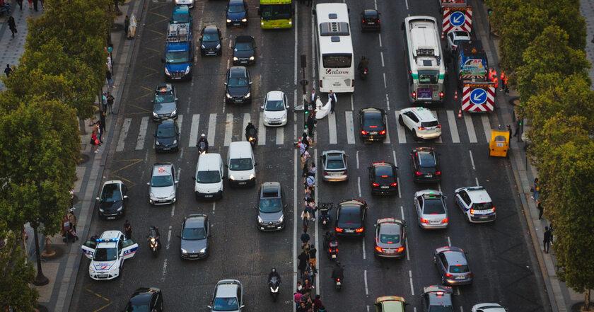 Transport, zdjęcie ilustracyjne