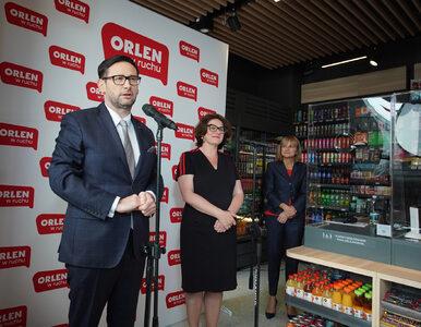 """PKN Orlen otwiera nowe sklepy. Pierwszy """"Orlen w ruchu"""" już działa w..."""