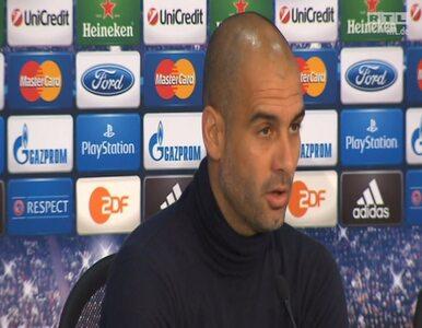 Guardiola: Mój zespół nie gra tak dobrze, jakbym chciał