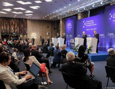 Andrzej Duda podczas szczytu Trójmorza w Bułgarii: Jesteśmy w awangardzie